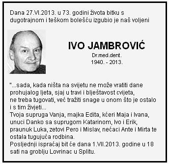 Ivo Jambrović
